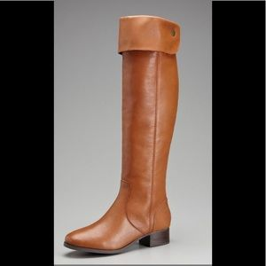 Seychelles 'True Story'Tan Leather Boots 8.5